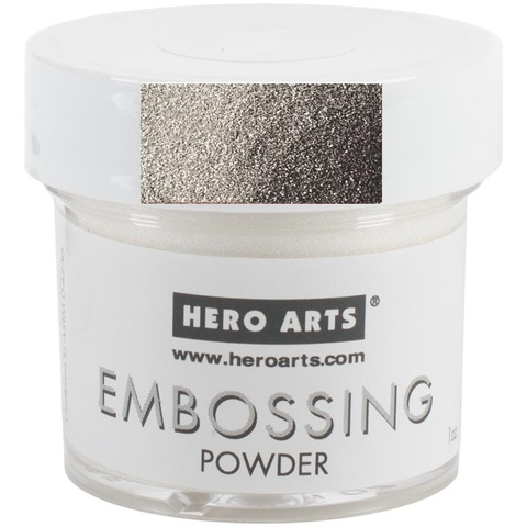 Пудра для эмбоссинга -PLATINUM  -EMBOSSING POWDER