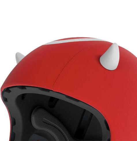 рожки Накладка для шлема EGG