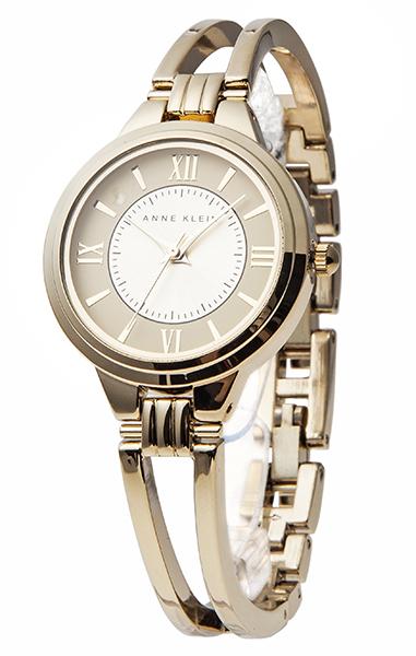 Anne Klein 1440CHGB -женские наручные часы из коллекции Daily