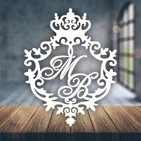 Семейный герб №17