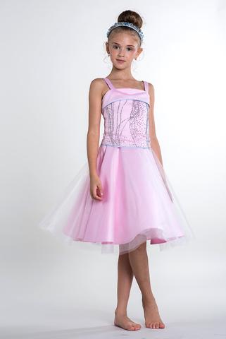 Нарядное платье (арт.300 роз)