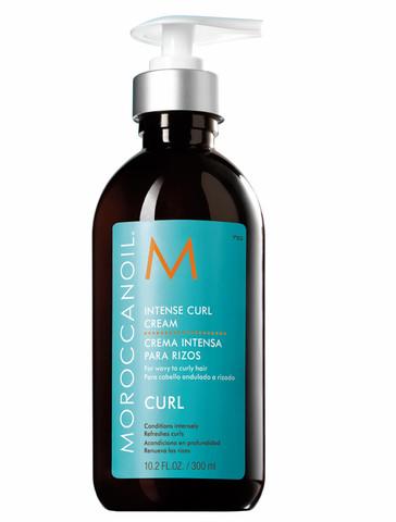 Moroccanoil Intense curl cream - Интенсивный крем для кудрей