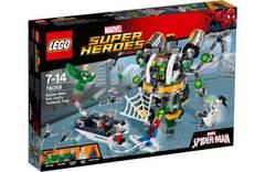 Lego Super Heroes Spider-man