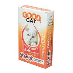 Антипаразитарные БИО капли для котят и кошек, Good Cat, от блох и клещей, 1 мл (уп. 3шт)