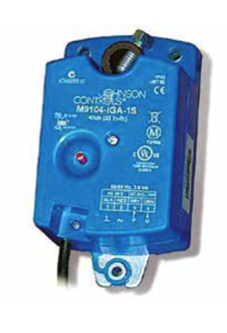 Johnson Controls M9102-AGA-1S