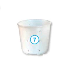 Круглая форма для сыра, стаканчик (100 мл.)