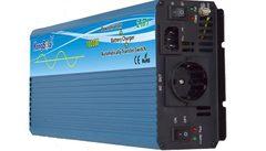 Преобразователь напряжения KongSolar KPC12/1000 с функцией зарядки (ИБП, чистый синус)