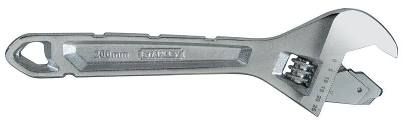Ключ гаечный разводной  с храповиком  FatMax Stanley 0-97-545