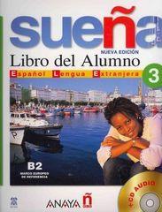 Suena 3 Libro del Alumno +D