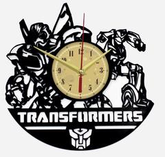 Трансформеры Часы из Пластинки — Бамблби