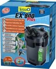Внешний фильтр, Tetra EX 800 Plus, для аквариумов 100-300 л