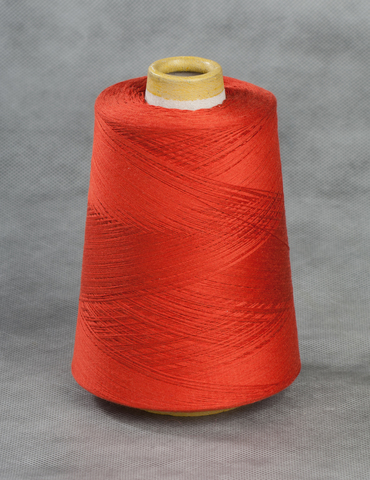 18011-4 Season, хлопок с шелком, рябина