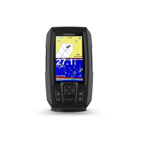 Эхолот Garmin Striker PLUS 4, CHIRP
