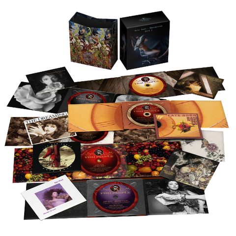 Kate Bush / Remastered Part I (7CD)