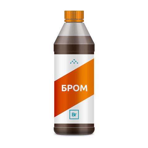 БРОМ / Br2