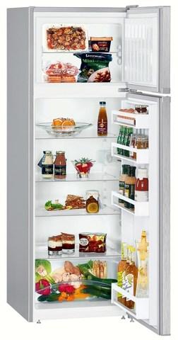 Холодильник с верхней морозильной камерой Liebherr CTel 2931