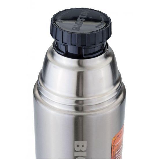 Термос Biostal Спорт (0,75 литра), стальной*