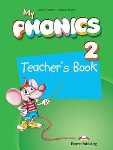 My Phonics 2 Teacher's Book (International). Книга для учителя