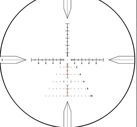 ПРИЦЕЛ MARCOOL STALKER 5-30X56 SFIR FFP (#HY1623)