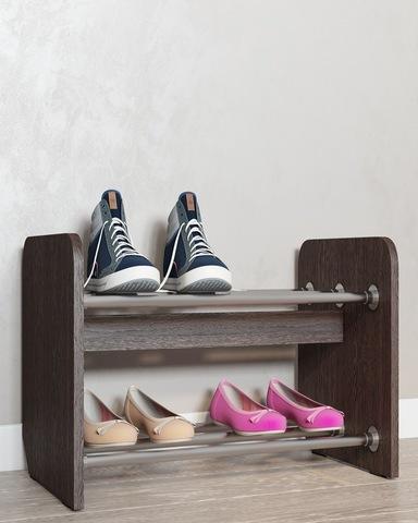 Обувница АМБРИ венге