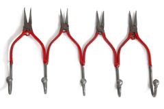 Вешалка Secret De Maison Pliers ( mod. TC-12 ) — красный/цинковый / red/zinc