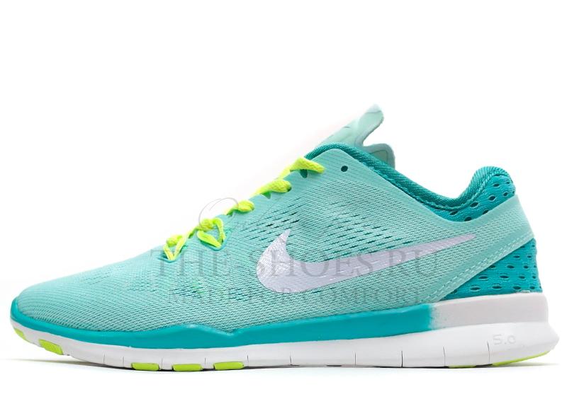 1cdd4787 ... Женские Кроссовки Nike Free Run 5.0 TR5 Mint Green White. Артикул: