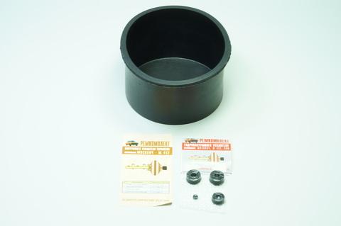 Ремкомплект вакуумного усилителя тормозов автомобиля Москвич 412