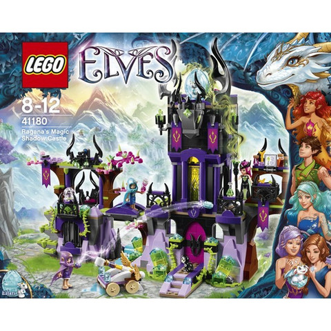 Lego Elf Laguna magic shadow Castle