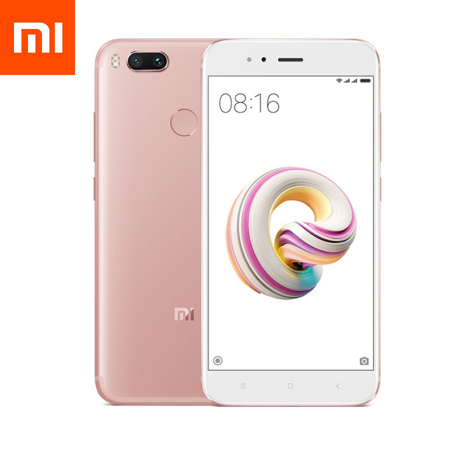 Смартфон  Xiaomi Mi A1 4 / 32GB (розовое золото)
