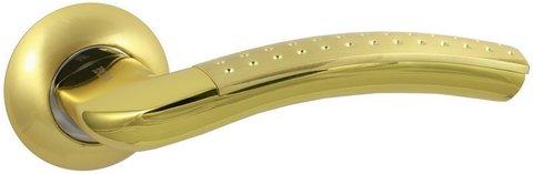 Фурнитура - Ручка Дверная  Vantage V26 C AL, цвет матовое золото алюминий (гарантия - 12 месяцев)