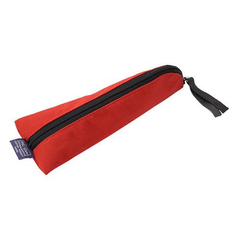 Пенал Midori Pencase S (Canvas Red)