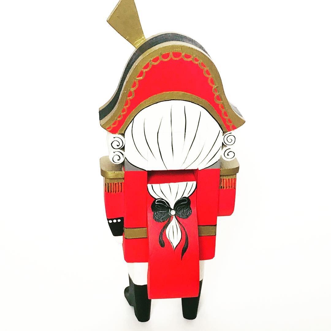 Деревянная игрушка  Щелкунчик Мышиный король