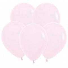 S Пастель Матовый 10 Нежно-розовый / Pink / 100 шт. /