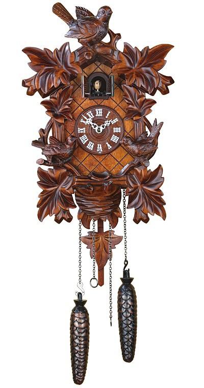 Часы настенные Часы настенные с кукушкой Trenkle 362 Q chasy-nastennye-s-kukushkoy-trenkle-362-q-germaniya.jpg