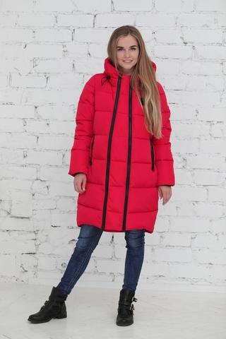 Куртка 2в1 для беременных 10839 красный