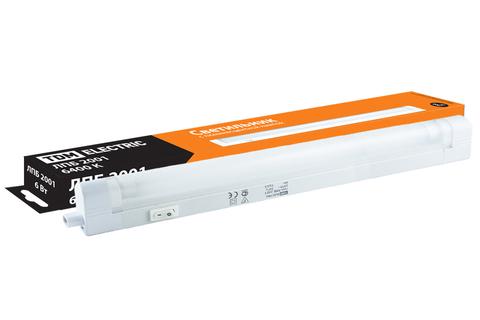 Светильник ЛПБ2001 6 Вт 230В Т5/G5 6400К TDM