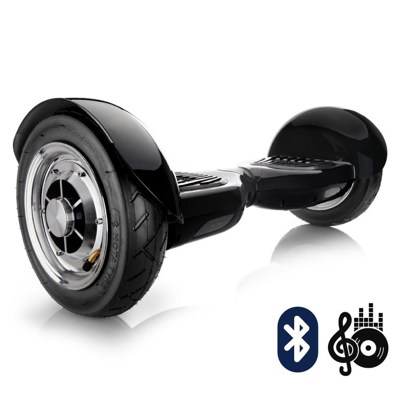 Smart Balance SUV 10  чёрный (Bluetooth-музыка + сумка) - 10 дюймов, артикул: 613029
