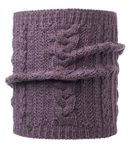 Шарф-труба вязаный Buff Comfort Darla Purple