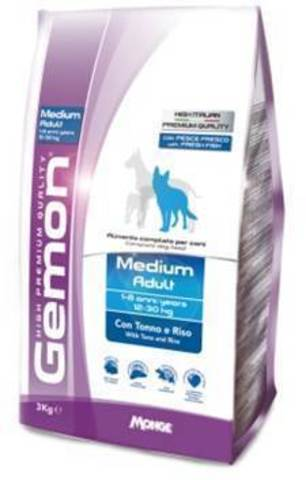 Gemon Dog Medium Adult Tuna & Rice
