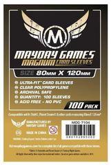 Протекторы для настольных игр Mayday Magnum Dixit (80x120) - 100 штук