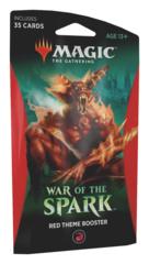 Тематический бустер выпуска «War Of Spark»: Red (английский)