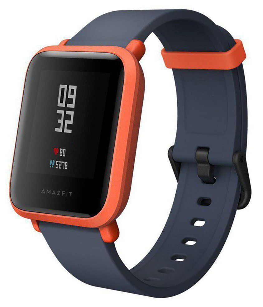Xiaomi Amazfit Bip (Cinnabar Red) Global 1.jpg