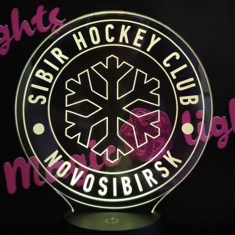 ХК Сибирь (Sibir Hockey club)