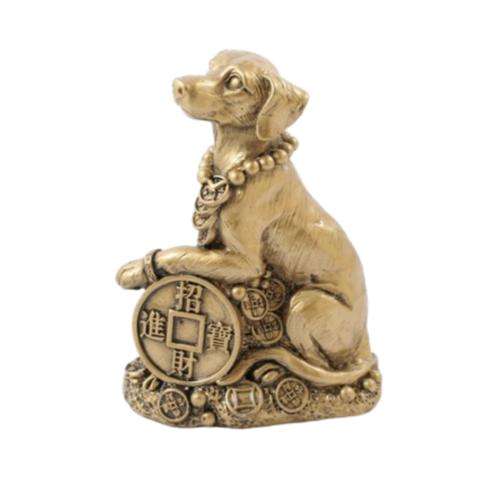Собака на монетах
