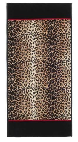 Полотенце 37x80 Feiler Safari 10 schwarz