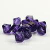 5328 Бусина - биконус Сваровски Purple Velvet 8 мм