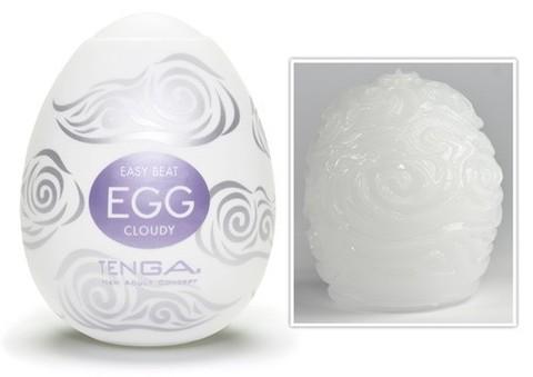 Яйцо мастурбатор Tenga Egg Cloudy