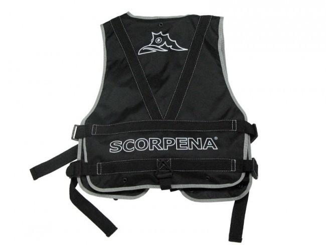 Жилет-компенсатор грузовой Scorpena v2.5 без камеры