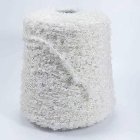 Пряжа Hasegawa Chubby 100 белый