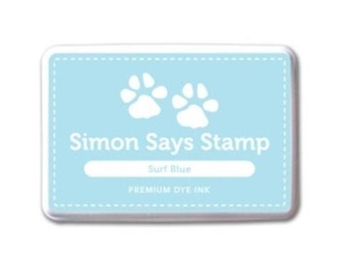 Архивные чернила Simon Says STAMP! Surf Blue